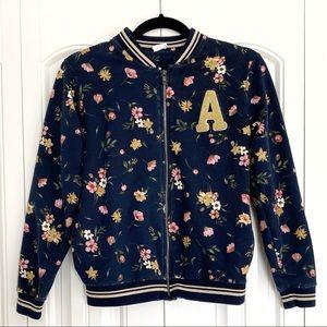 Zara Kids Zip-Up Sweater